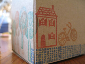 Hope in a Cardboard Box: The Writing Practice