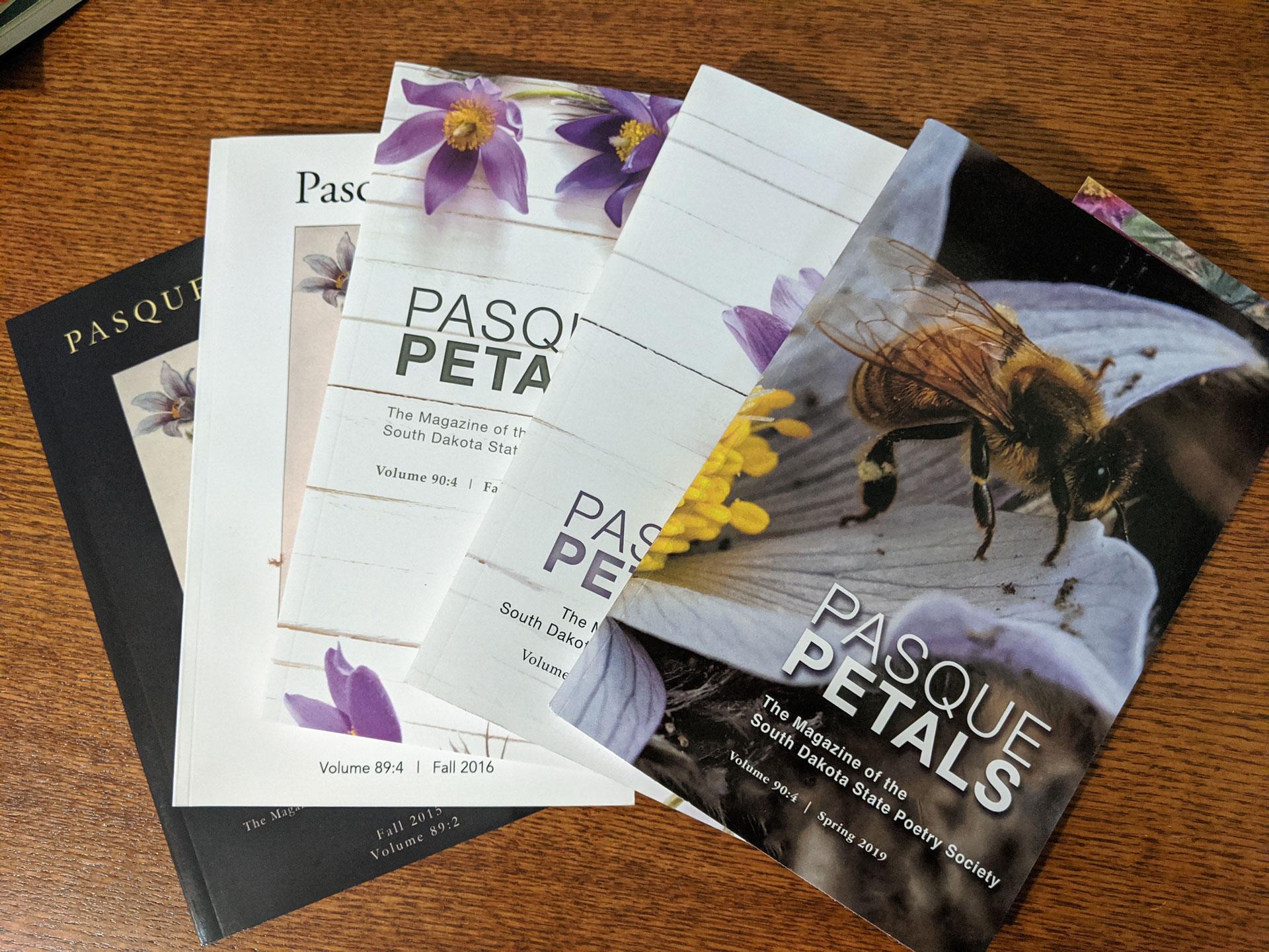 Pasque Petals Books